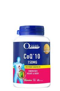 Ocean Health <新產品> 輔酶Q10 150毫克 60粒 60 粒/ 樽