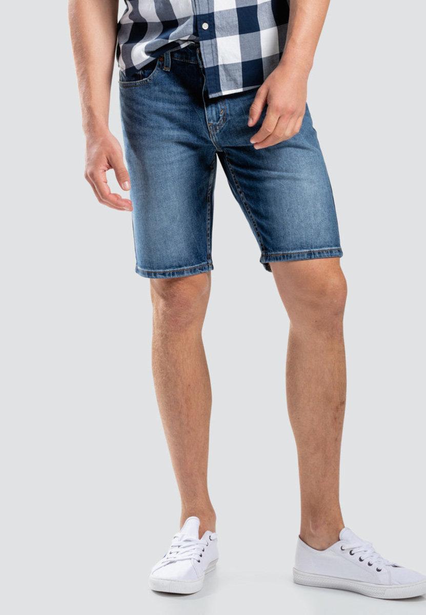 【搶購】502™ 標準窄腳剪裁牛仔短褲|限量150件