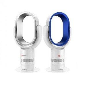 DEYLINGHS 德國短款QG102 Pro無葉風扇 - 白藍色 【香港行貨】