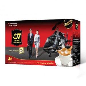 G7 越南即溶咖啡【三合一即溶咖啡】288g (18包x16g) [平行進口] 【越南咖啡】
