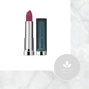 Maybelline Color Sensational Matte Loaded Bolds Lipstick 0.1kg #886 Berry Bossy