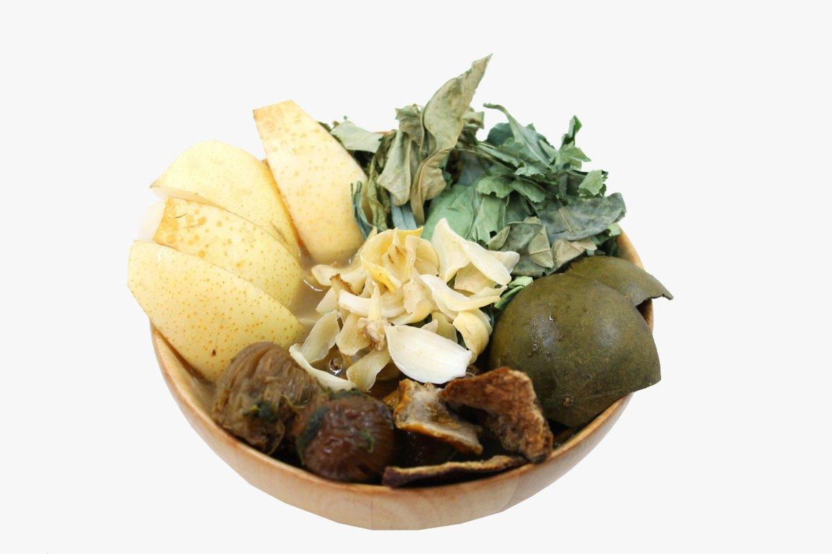1 Unit - Nourishing Soup (400ml)