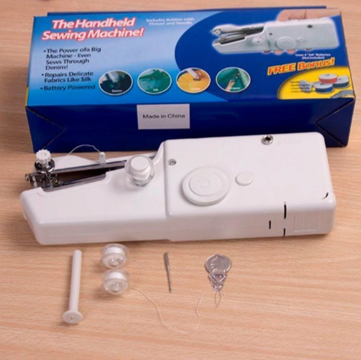 Handy Stitch 手持迷你電動縫紉機 小型電動縫紉機