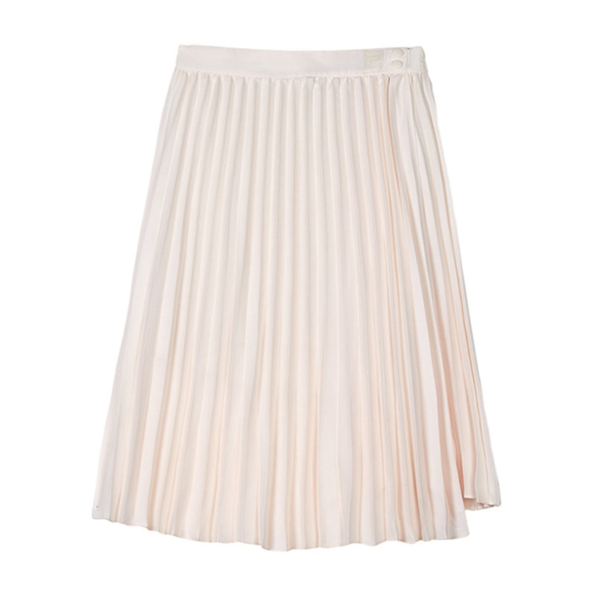 kay...isn't me Collection Pleated Midi Skirt