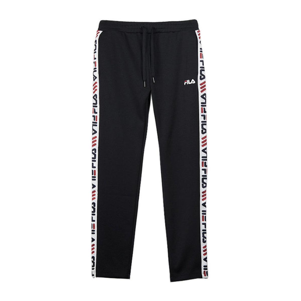 Korea Collection Unisex Side Taped Pants