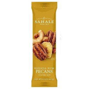 Sahale Snacks 香蕉冧酒核桃 1.5安士 健康果仁零食 含腰果 非轉基因無防腐劑 (42.5克) (EXP:04/2022)