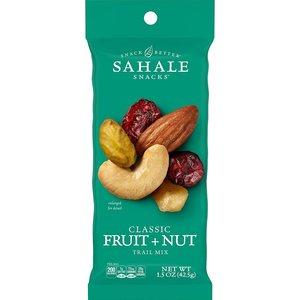 Sahale Snacks 經典風味水果果仁42.5克 健康果仁零食 含蔓越莓乾蘋果乾杏仁腰果開心果 非轉基因無麩質(EXP:05/2022)