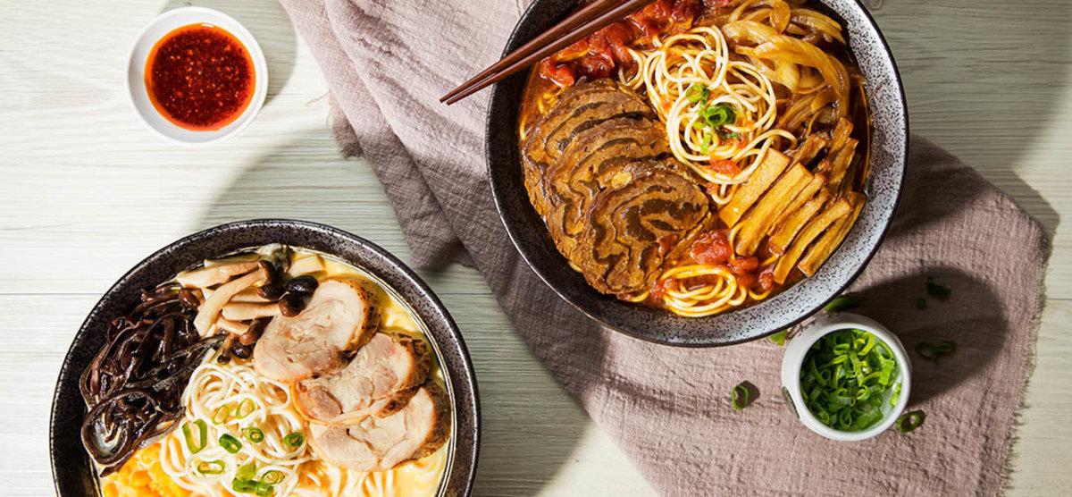 1 份 - 精選湯餸麵即食包套裝 (共 3 包)