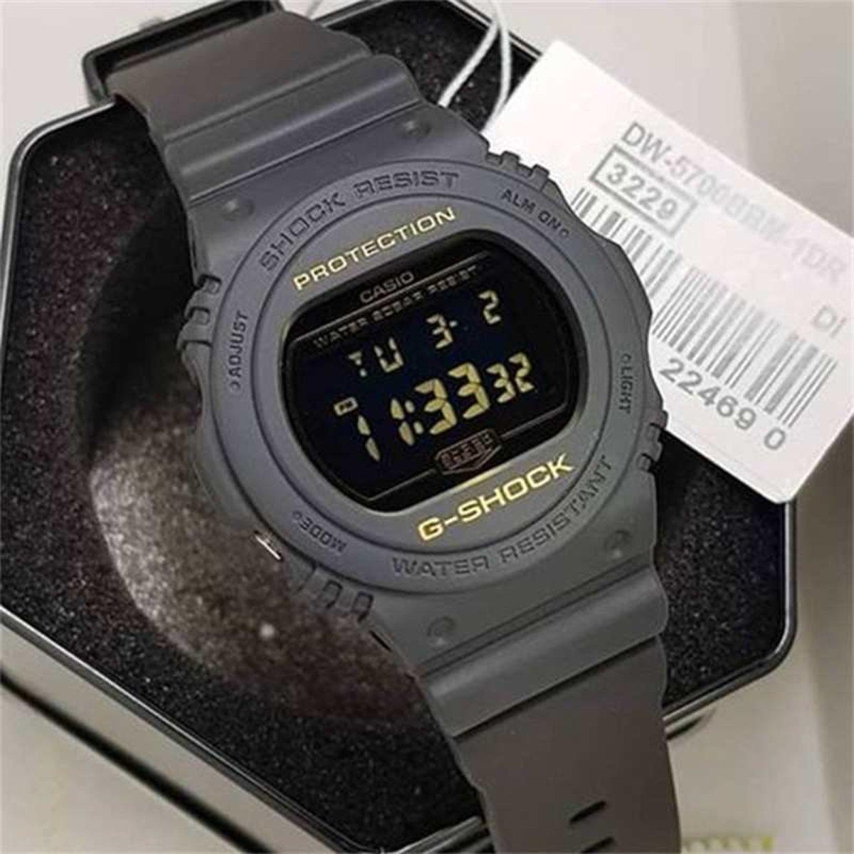 DW-5700BBM-1DR (特別顏色型號) 手錶