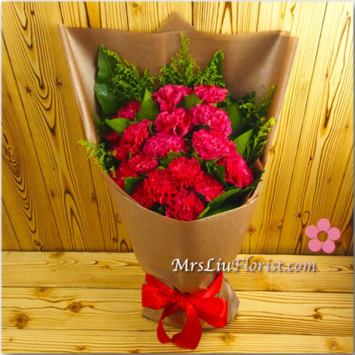 MB02 2019母親節花束