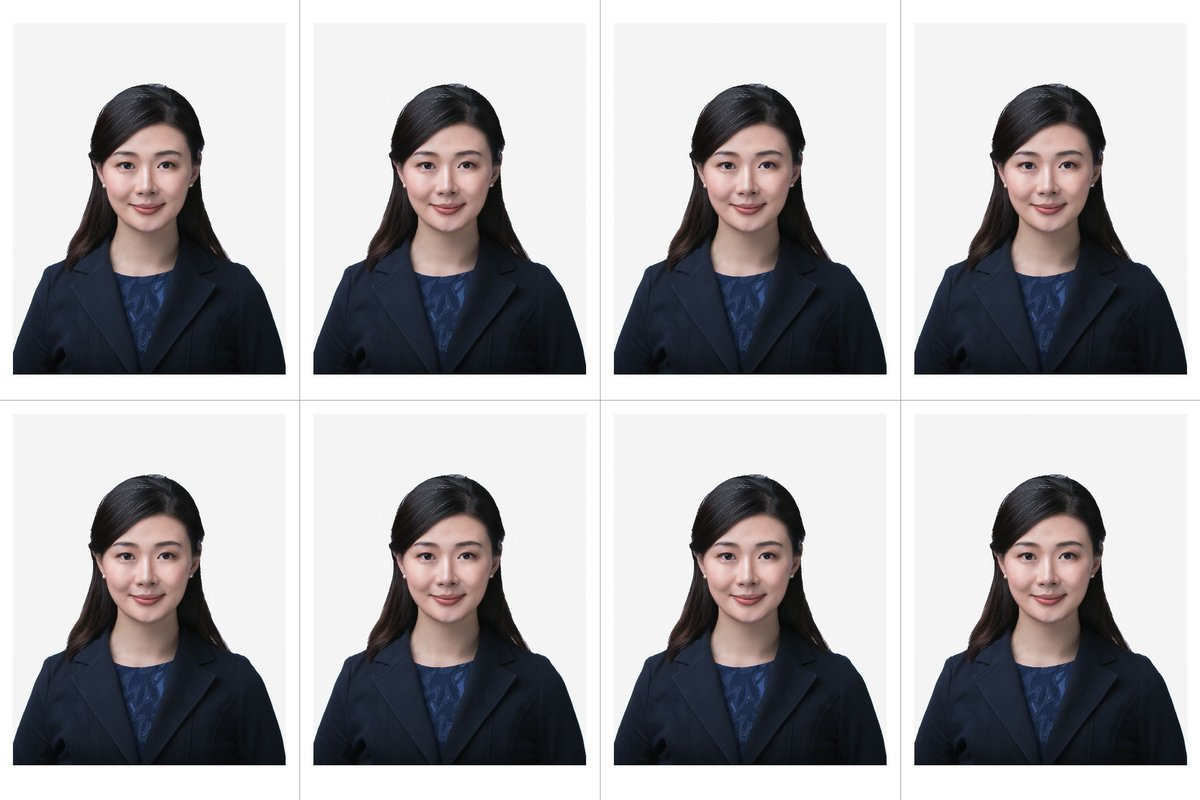 1 Unit - Passport Photo