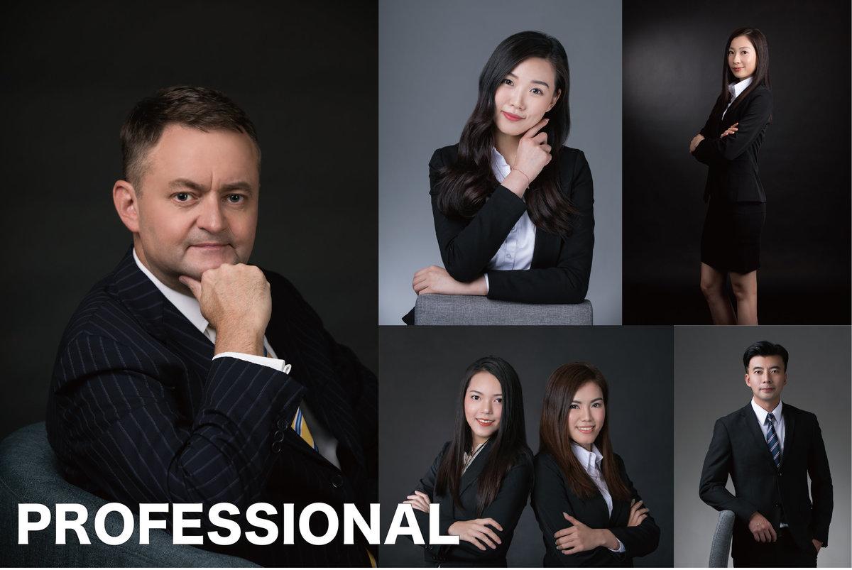 1 Unit - Professional Portrait