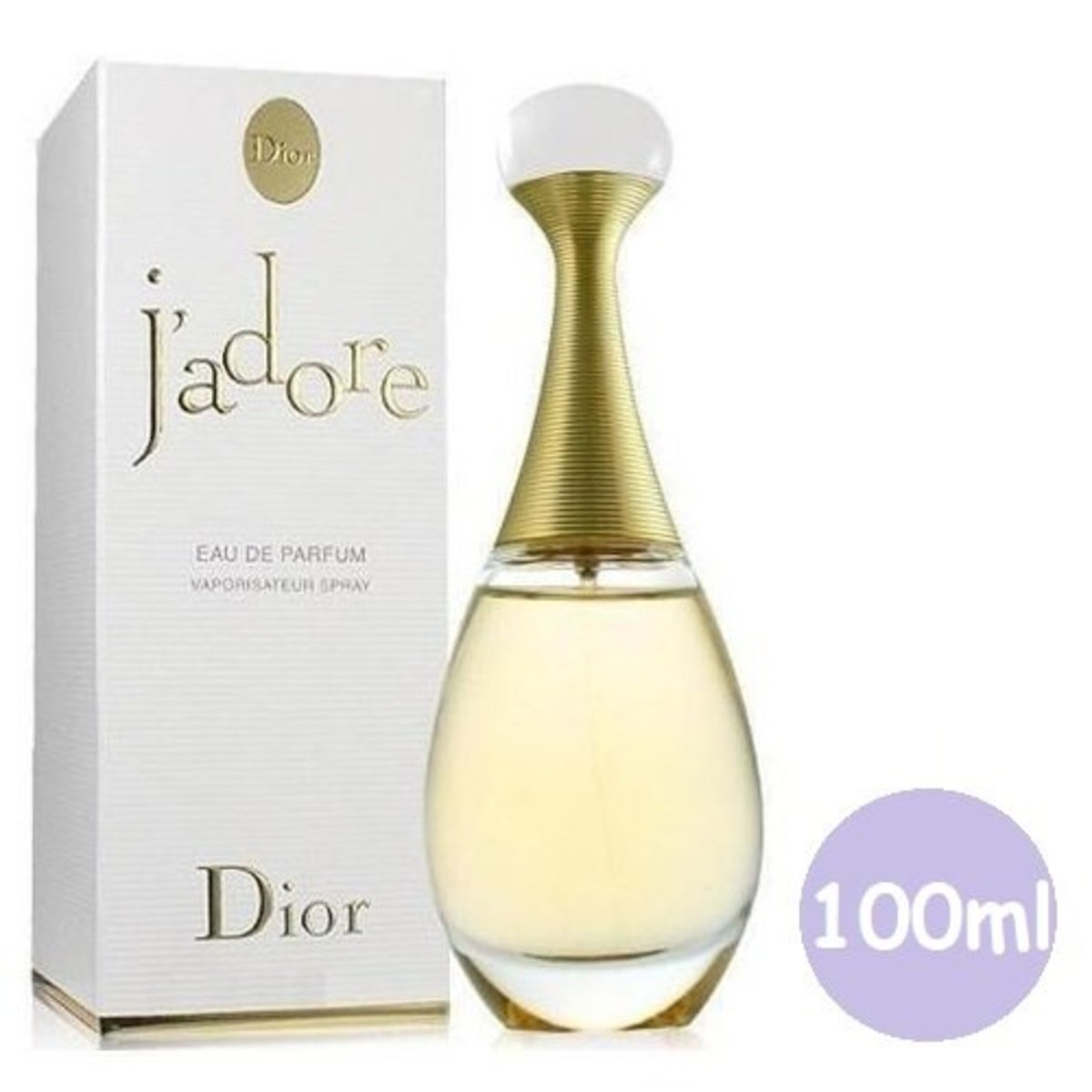 Dior J'adore Eau de Parfum 100ml  (3348900417878) (parallel import goods)