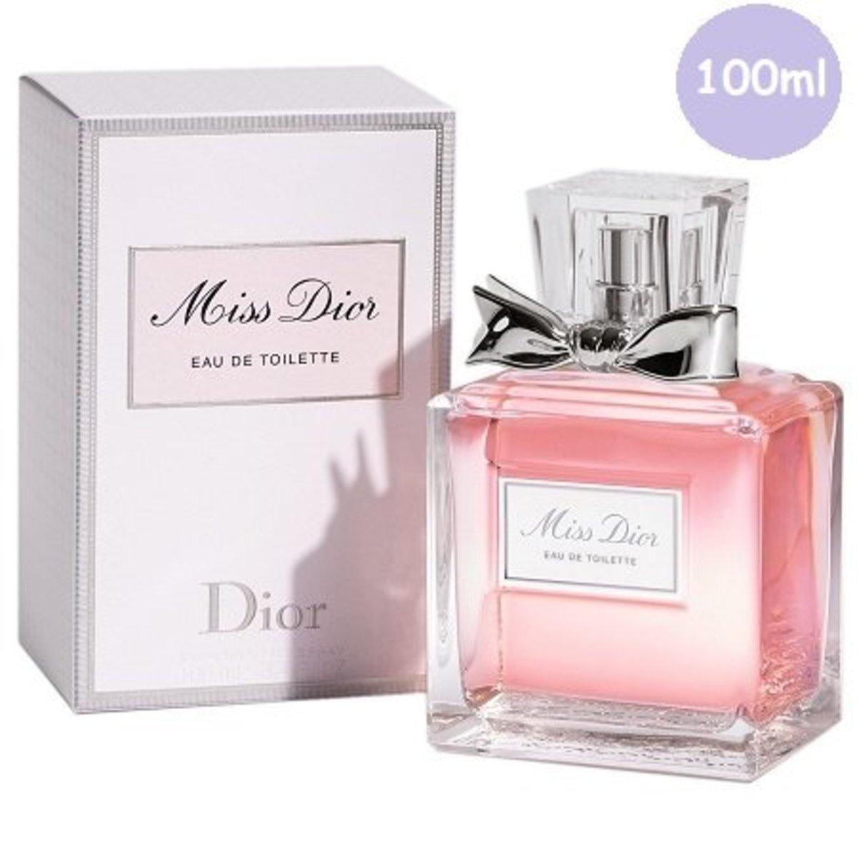 Miss Dior Eau De Toilette 100ml (3348901419369) (parallel import goods)