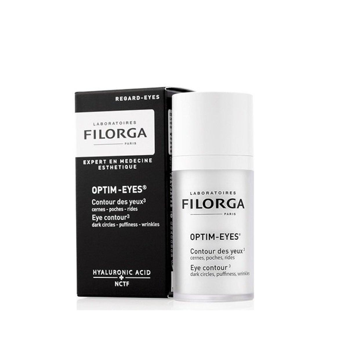 Filorga - Optim Eyes Contour 15ml ( 3401361057578)  [Parallel Import Product]