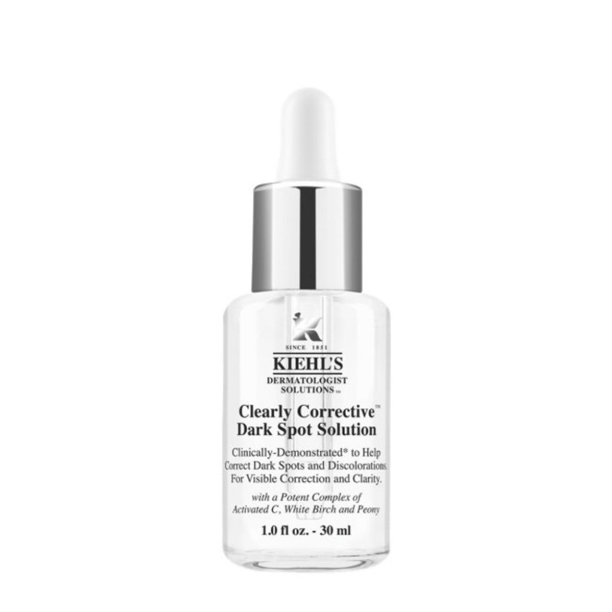 Kiehl's- Clearly Corrective Dark Spot Solution 30ml (3605970202637)  [Parallel Import]