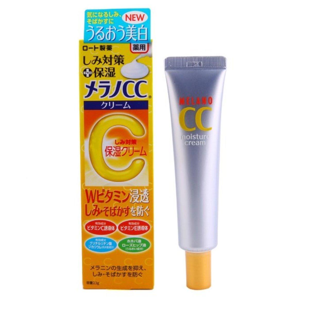 Melano CC-   Whitening Cream 23g (4987241160013 )  [Parallel Import Product]