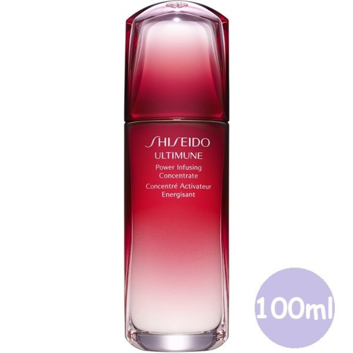 Shiseido Ultimune Infusing Concentrate 100ml (729238145368)    [Parallel Import Product]