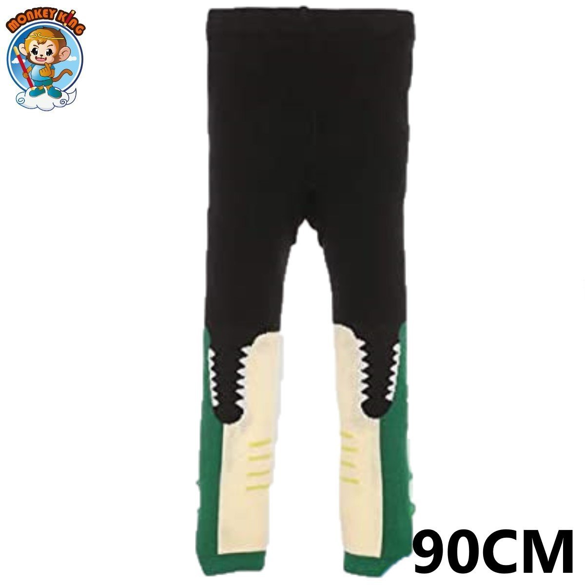 Kid's Animal Leggings (90CM) - Cute Crocodile
