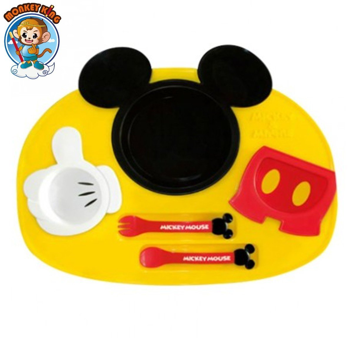 Baby Tableware Dishes Set - Mickey