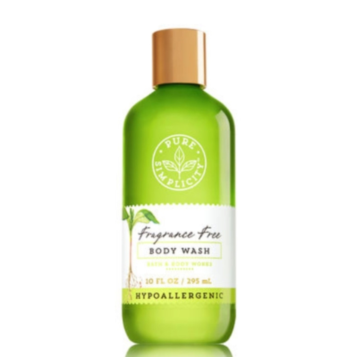 Fragrance Free Shower Gel (Parallel Imports Product)