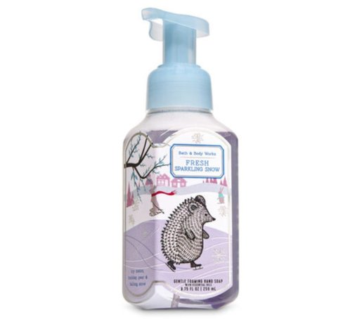 Fresh Sparkling Snow Gentle Hand Soap(Parallel Imports Product)