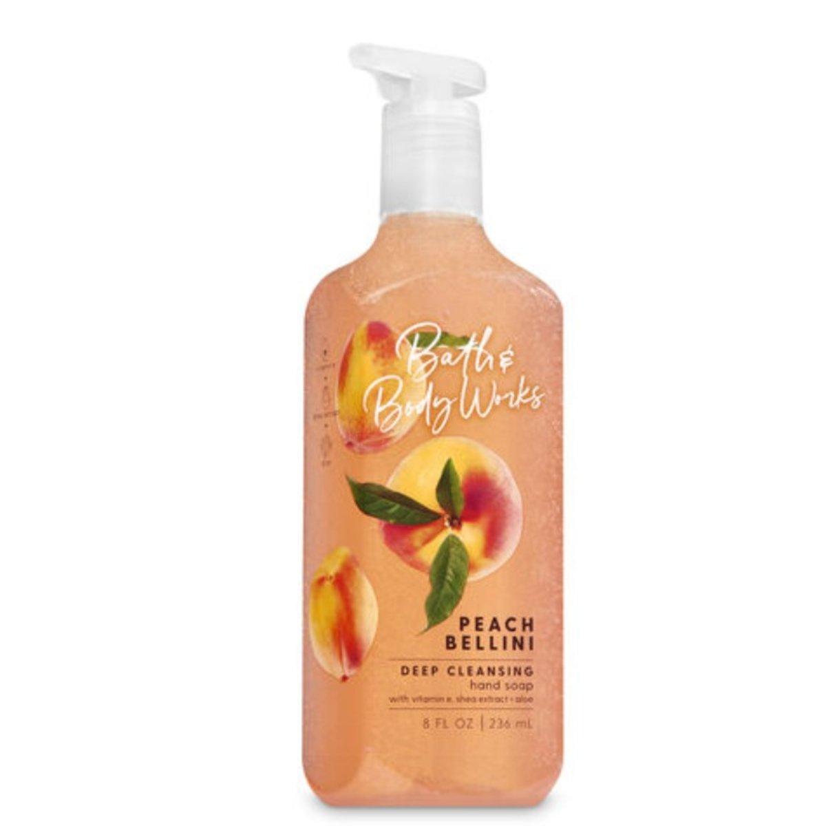 Peach Bellini 深層清潔洗手液(平行進口貨品)