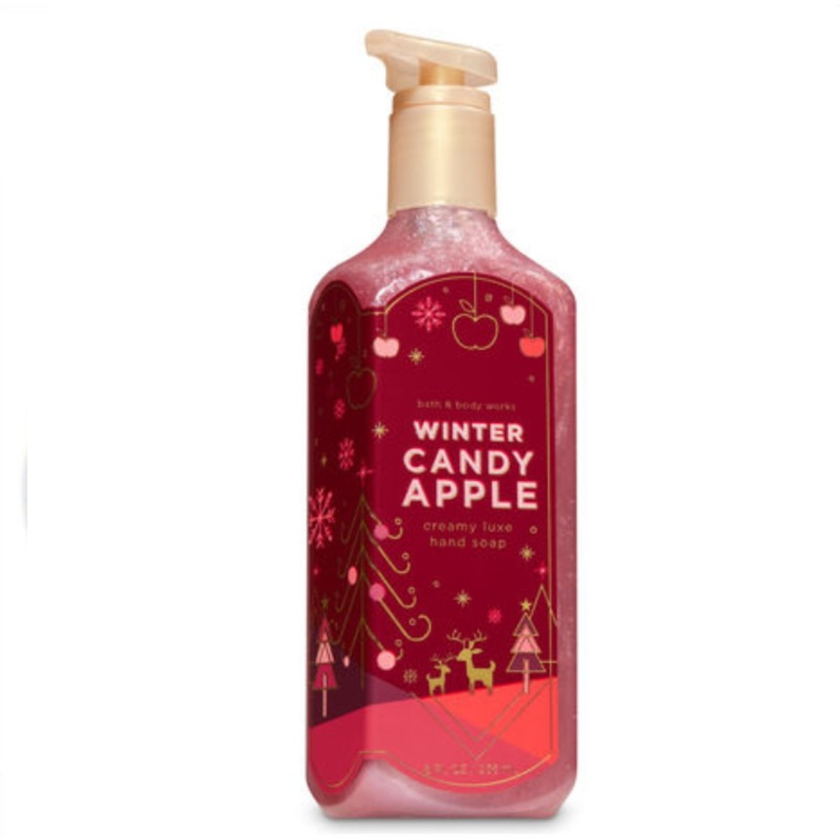 WINTER CANDY APPLE Creamy Luxe HandSoap (Parallel Imports Product)