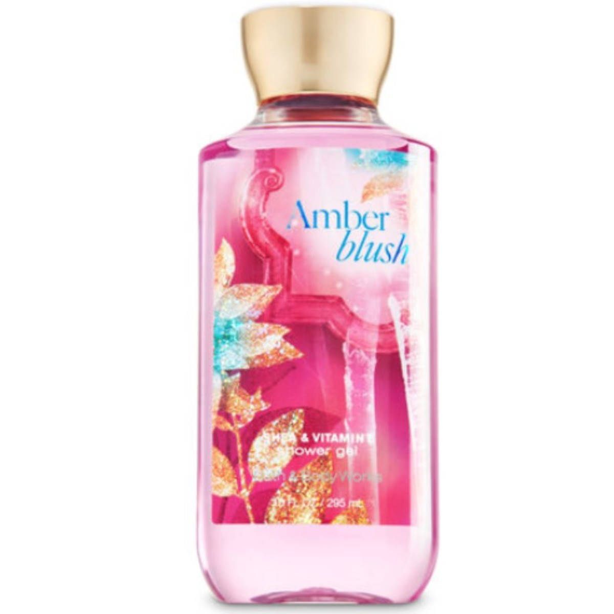 Amber Blush Shower Gel(Parallel Imports Product)