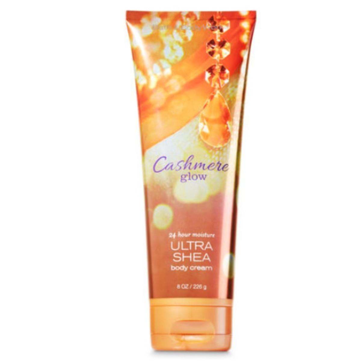 Cashmere Glow - Moisturizing Body Cream (Parallel Imports Product)