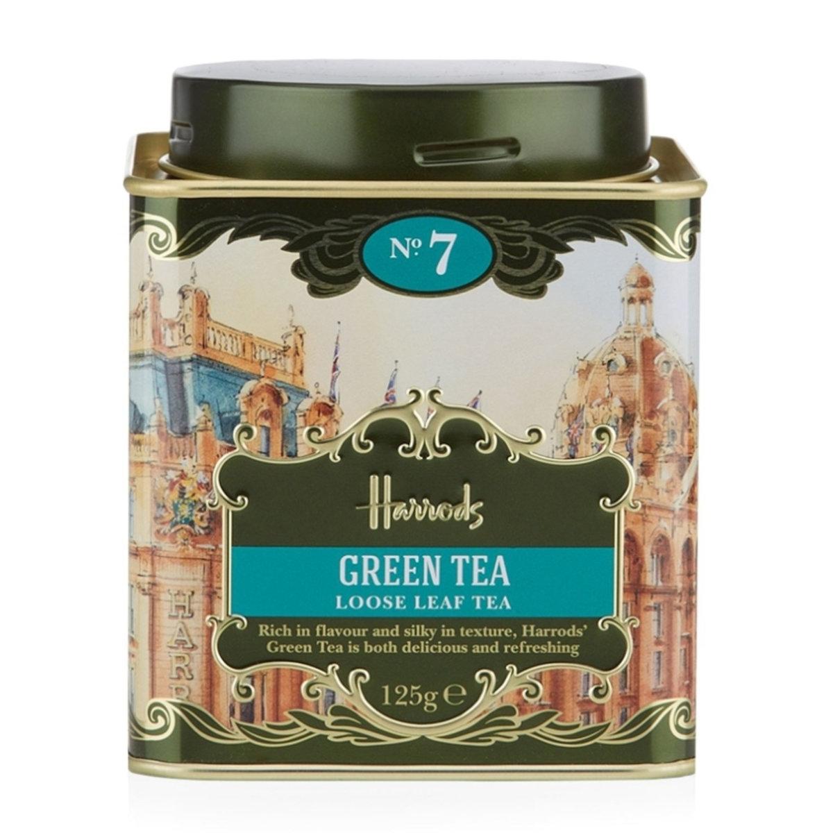 Heritage No. 7 Green Loose Leaf Tea -125g (Parallel Import goods)