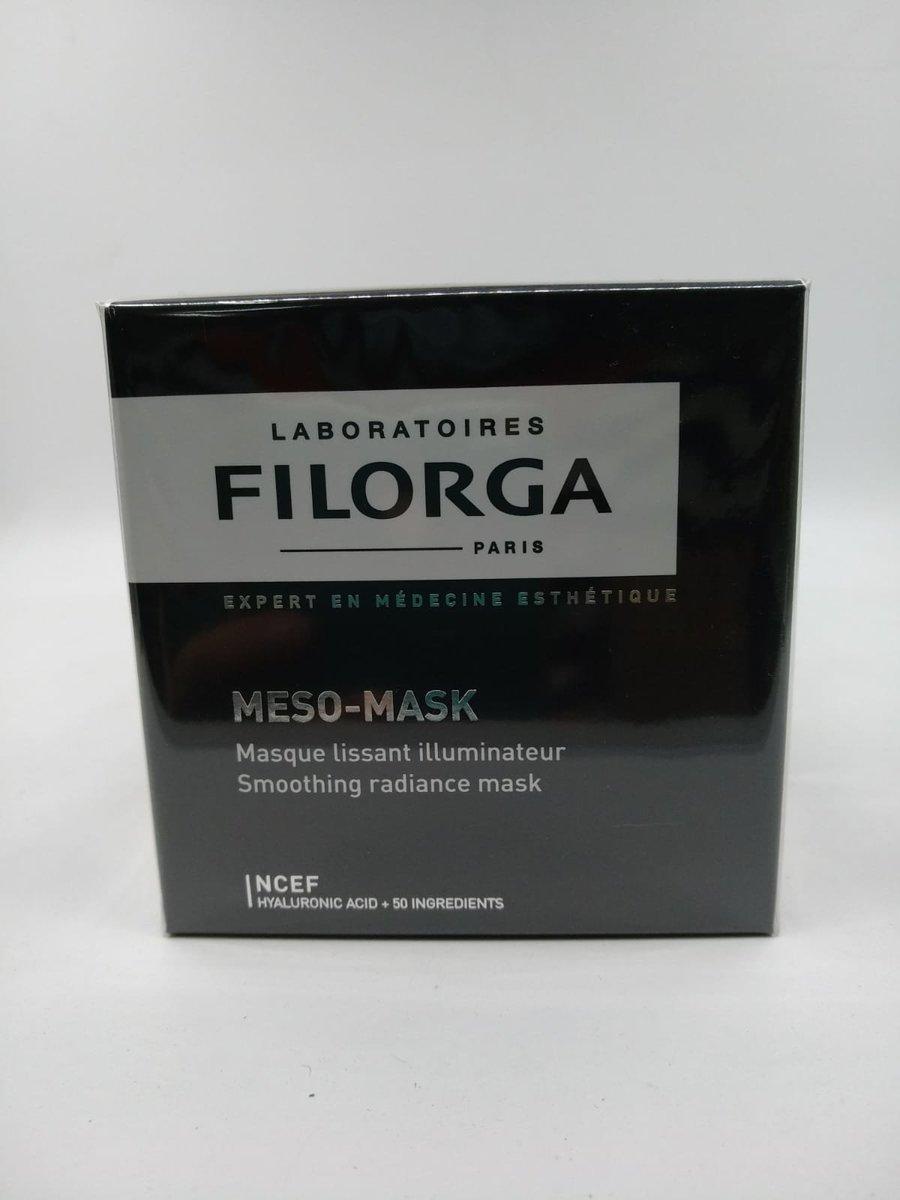 Meso-Mask Smoothing Radiance Mask 50ml [Parallel Import]