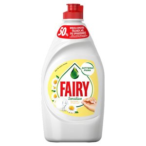 FAIRY Chamomile  洗碗液,含維生素E 450ML