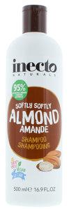 Argan Shampoo 500ml ,INECTO NATURALS - 堅果洗髮露500ml[平行進口產品]