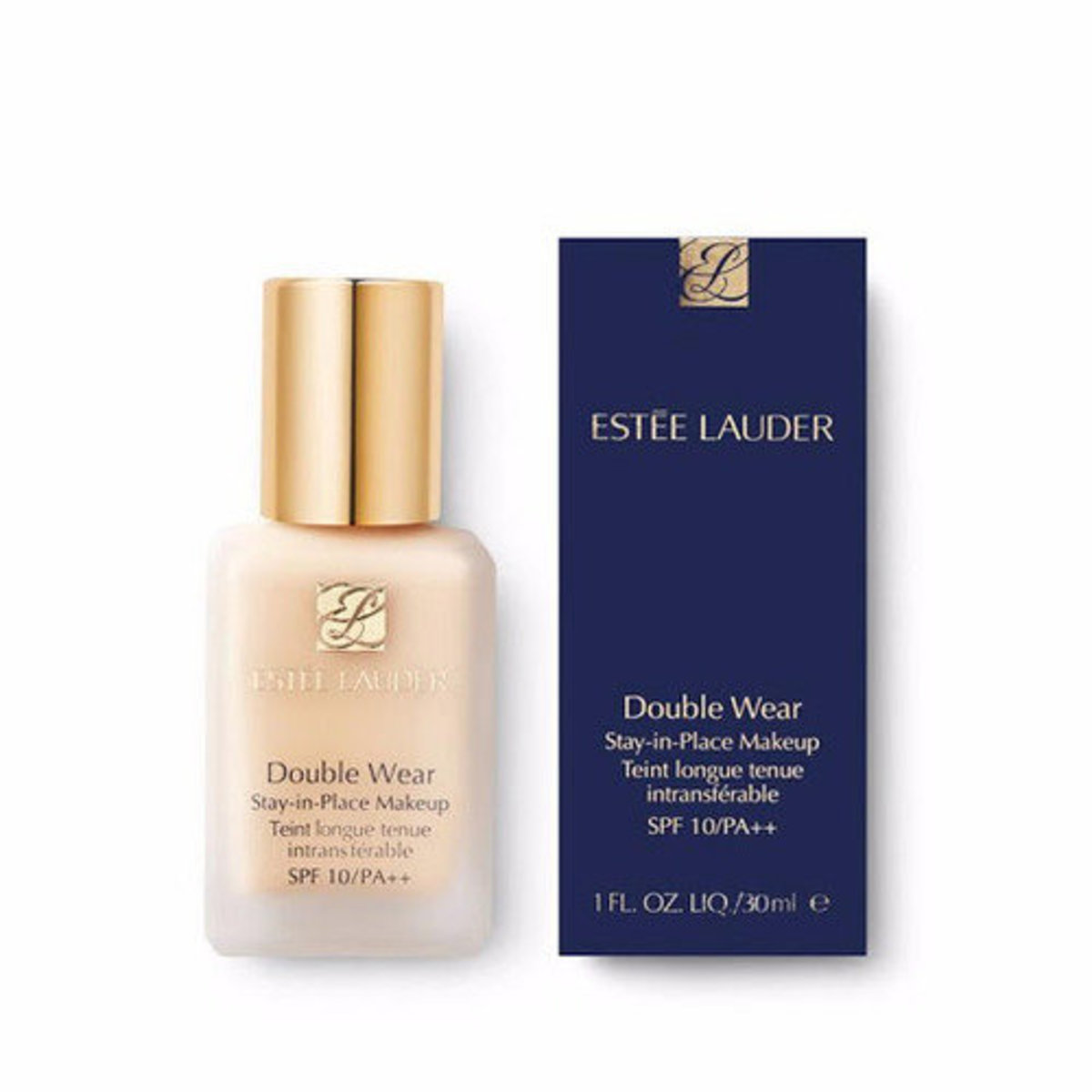 Double Wear Makeup Foundations SPF10 #2W0 30ml (Parallel Import)