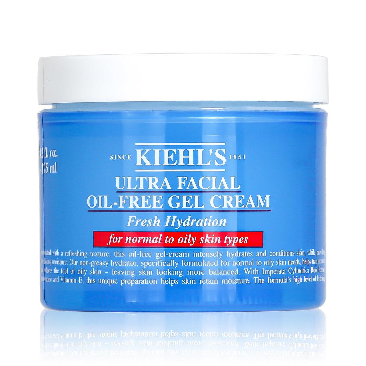 Ultra Facial Oil-Free Gel Cream 125ml (Parallel Import)