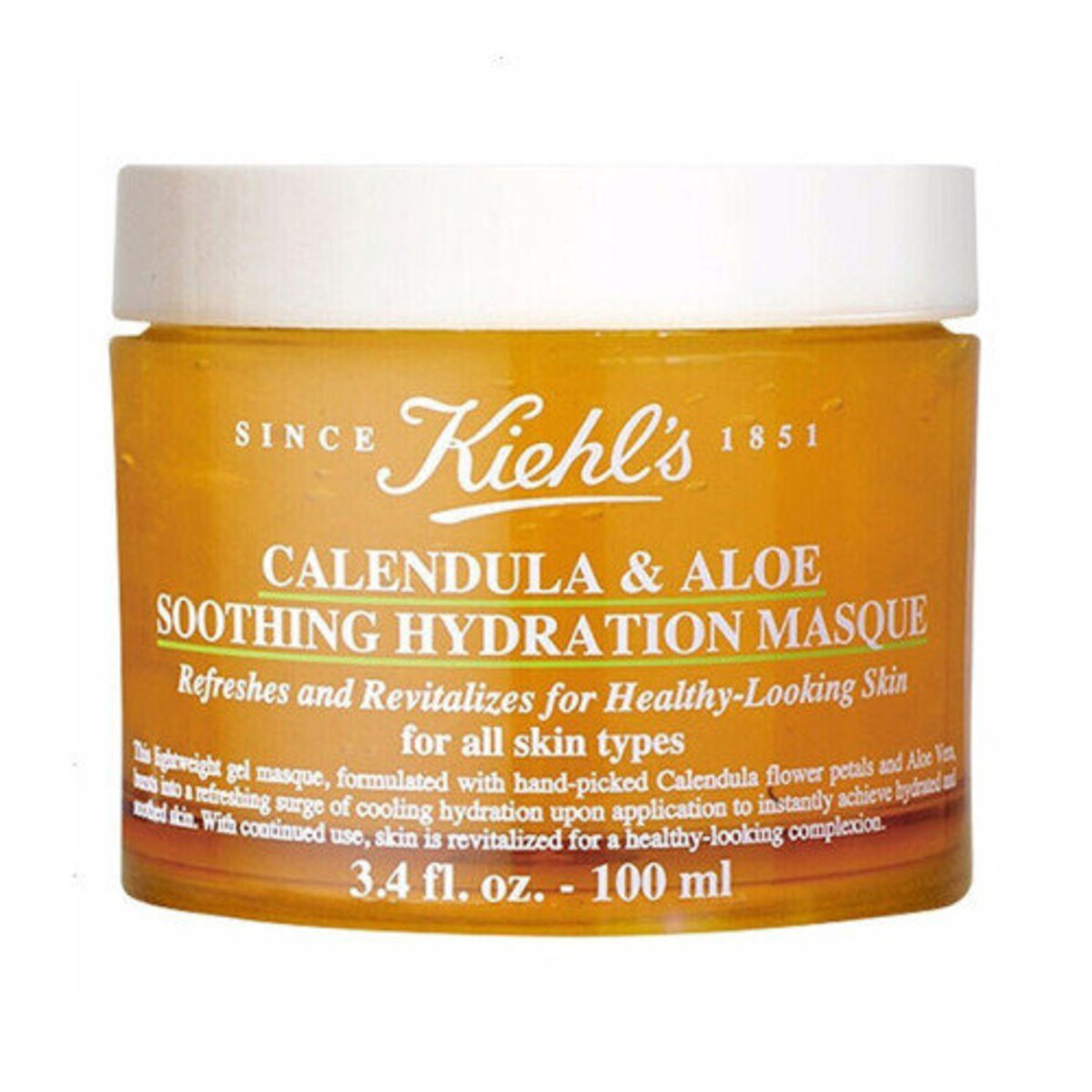 Calendula & Aloe Soothing Hydration Masque (Parallel Import)