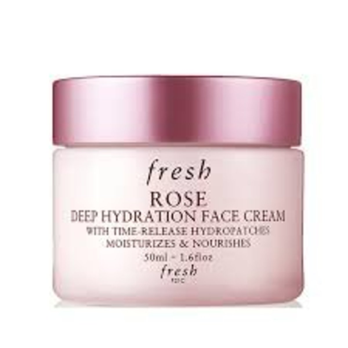 Rose Deep Hydration Face Cream 50ml (Parallel Import)