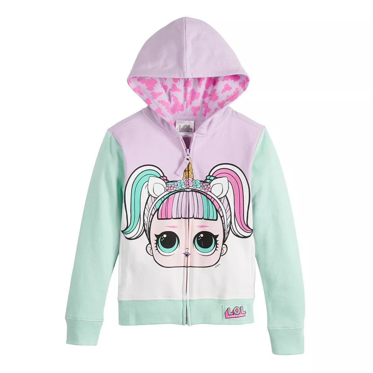L.O.L. Surprise Character Hoodie (4-5yr) (parallel)