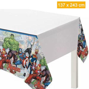 復仇者聯盟 Avengers 派對桌布 (平行進口) 137x243cm