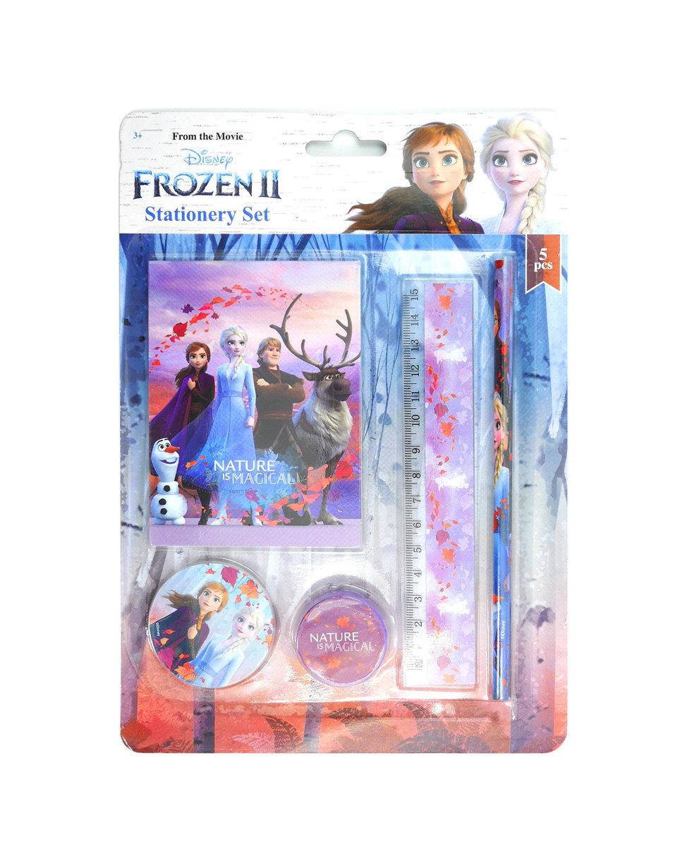 Frozen 2 Stationery Set 5pcs (parallel)