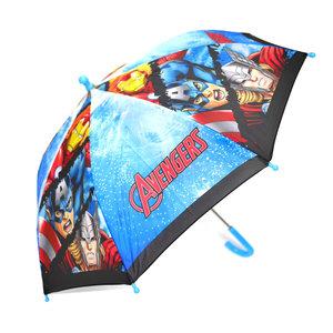 復仇者聯盟 Avengers 兒童藍色雨傘 (平行進口)