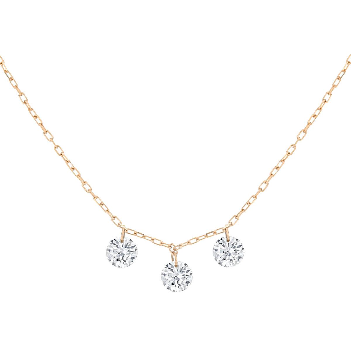 Megan Diamond Necklace