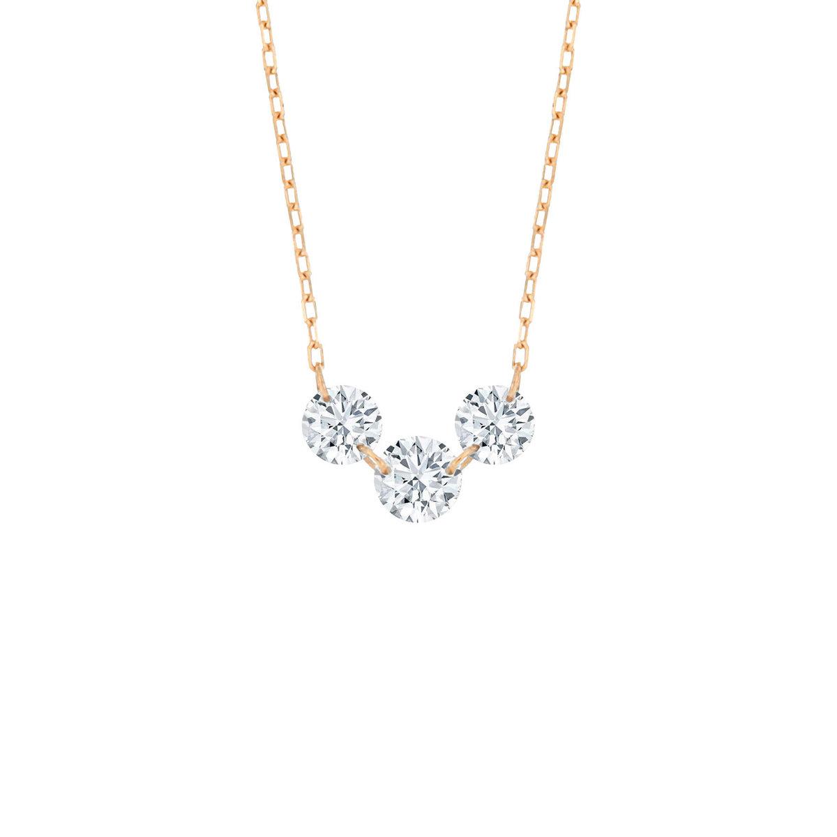 Hannah Diamond Necklace