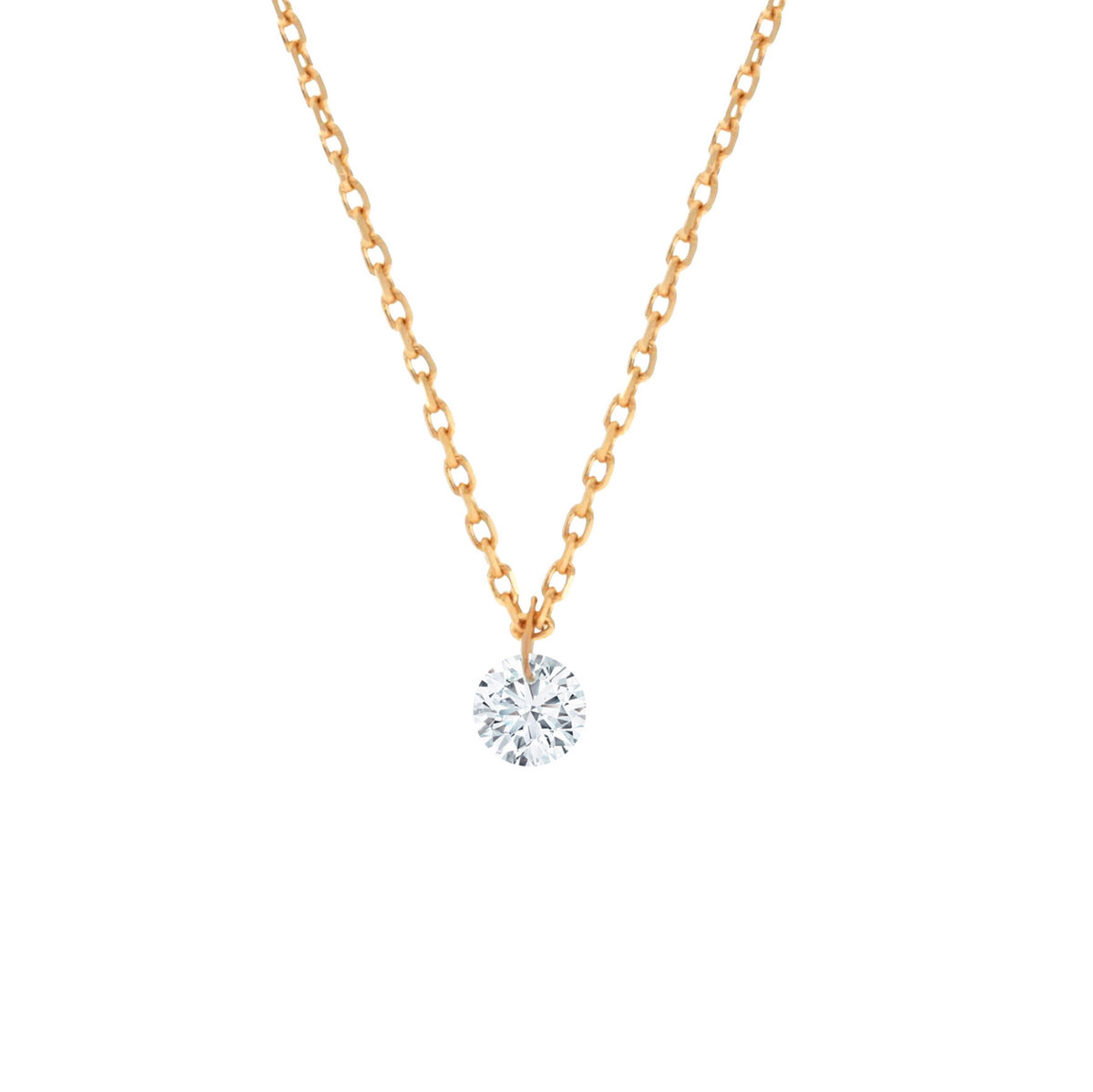 Ava Diamond Necklace