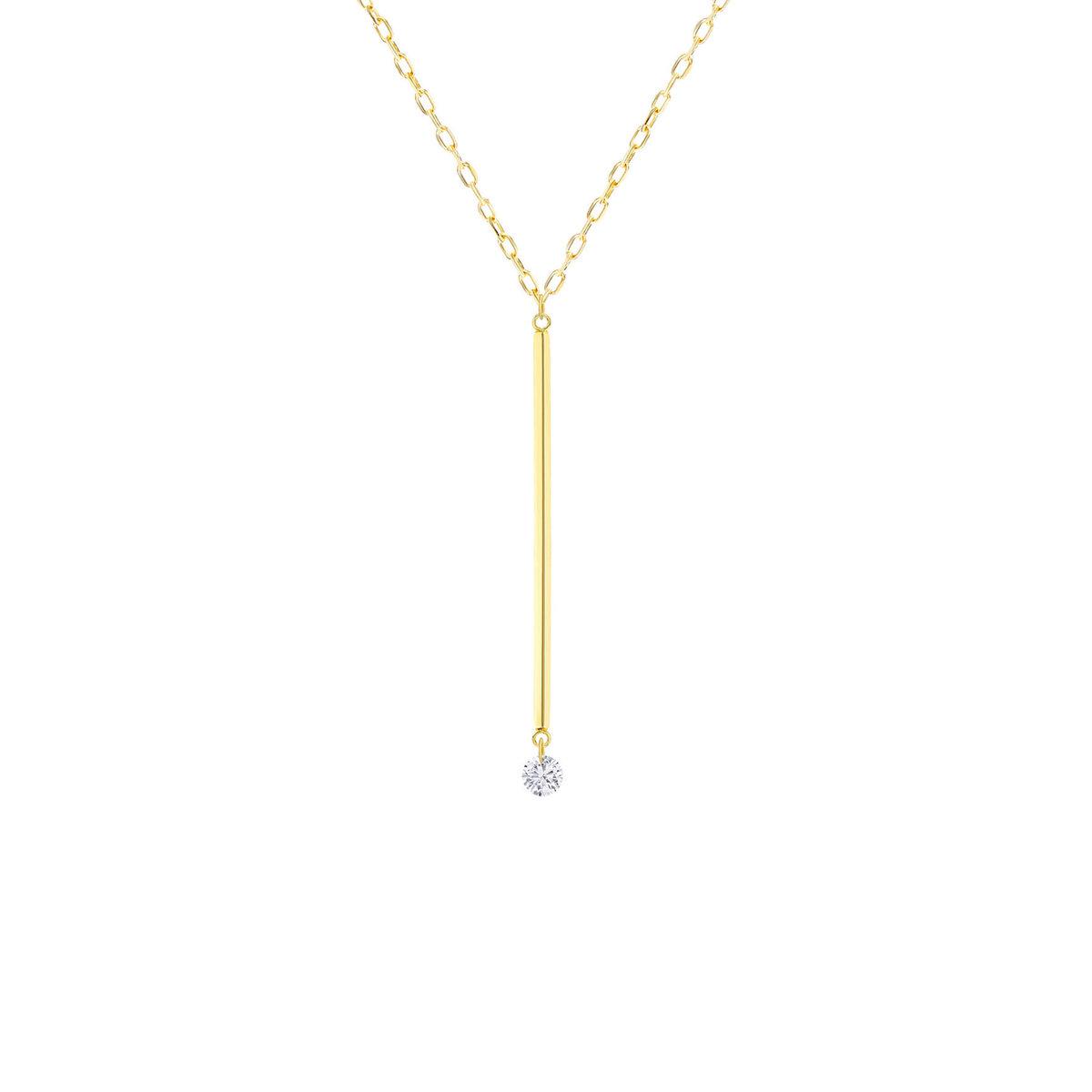 Reece Diamond Necklace