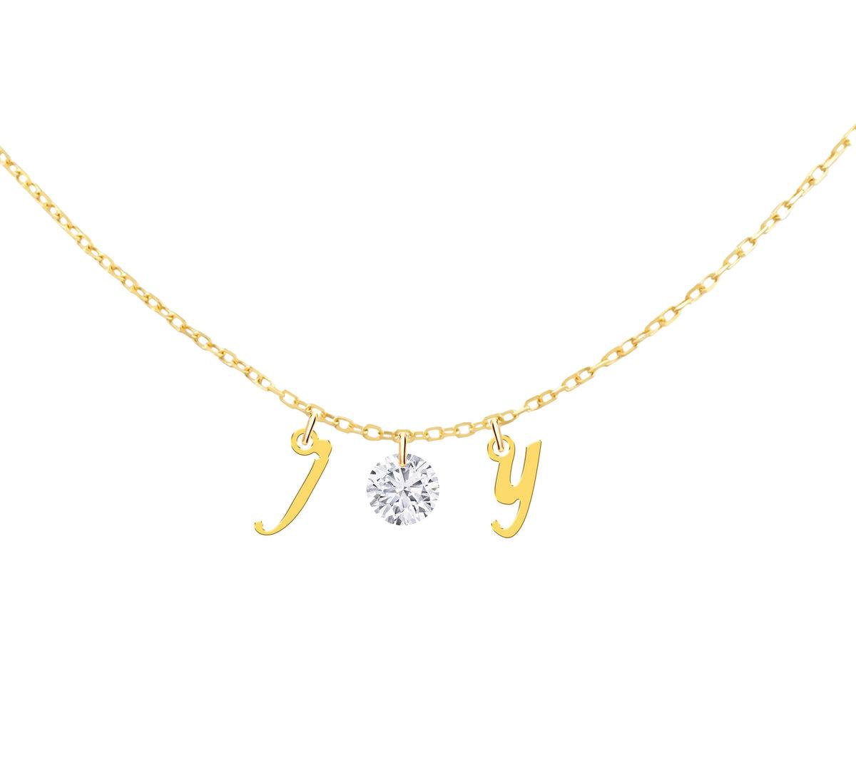 Joy Diamond Necklace