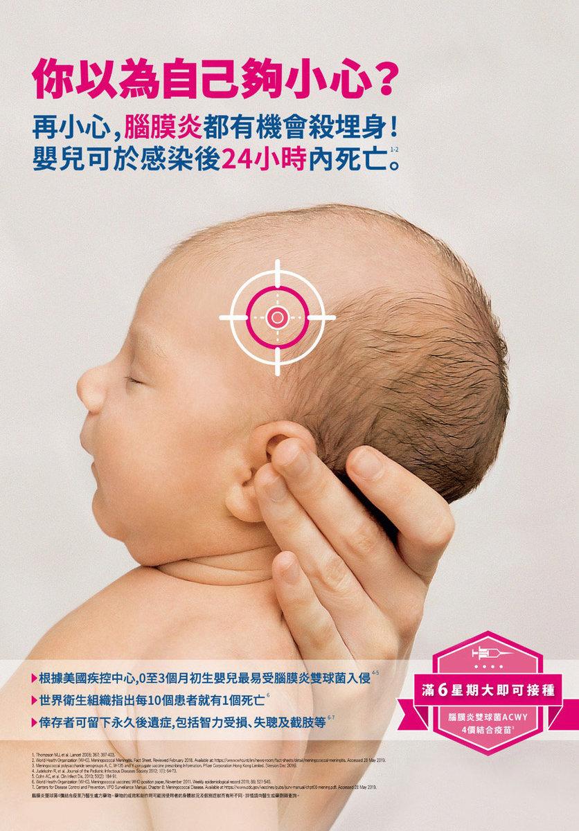 1 Injection - Meningococcal Vaccine (Nimenrix)