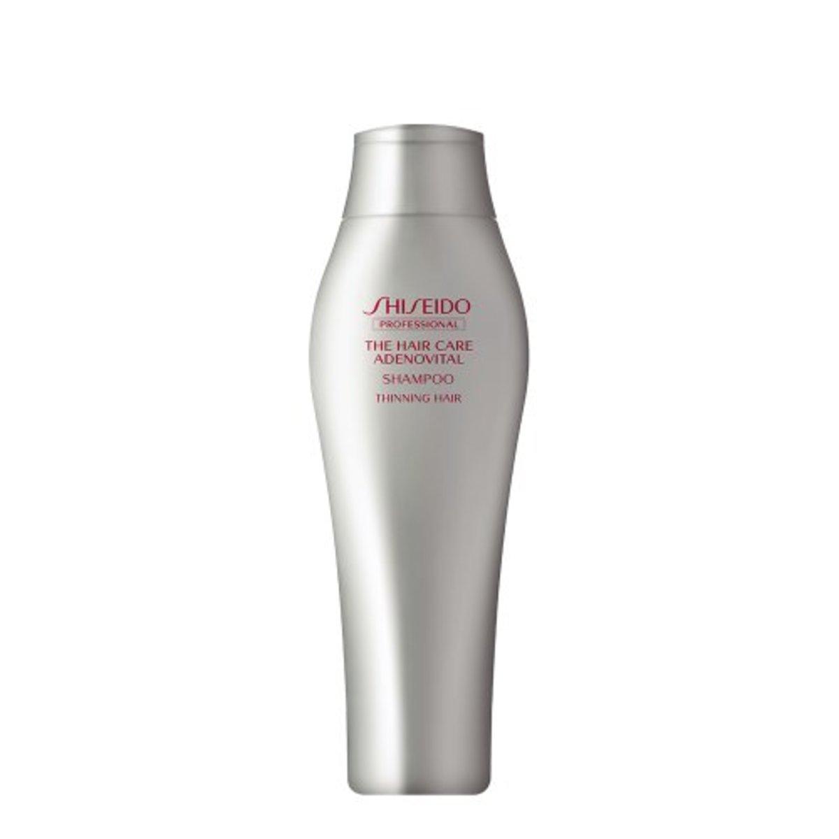 資生堂專業線育髮防脫洗髮水