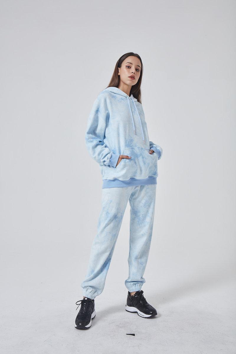Tie Dye Sweatpant (Blue)
